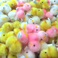 Very cute chick mascot for wholesale collectible toys popular in Japan