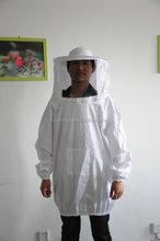 beekeeping protective beekeeper jacket, Beekeeping Jacket and Veil Bee Dress Smock Equip Professinal Protecting Suit Hot best
