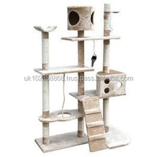 Popular design selling in Germany,Large/small Cat Tree,indoor and garden cat Condo