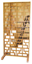 Wooden Screen A