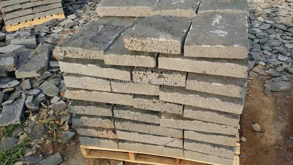 Basalt stones buy basalt stones natural basalt stone for Basalt pavers
