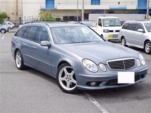 Mercedes Benz E350 Avant-garde sports package 211256 2006 Used Car