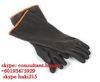 industrial working rubber gloves