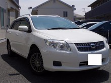Toyota Corolla Fielder 1.5X G edition NZE141G 2006 Used Car