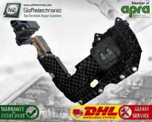 VW AUDI 6HP Transmission Control Module Unit Repair Remanufacturing Reset Software Change