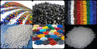 Recycled PE / PP / LDPE / HDPE plastic granules