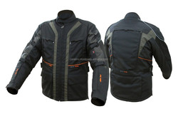 Textile Motorcycle Jackets, Cordura Motorbike Jackets new model 2015