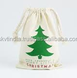 indian drawstring pouch