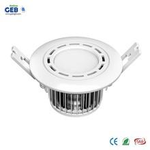 Small MOQ, 3W LED Downlight, LED Light Ceiling Retrofit Downlight 90-260V AC, Warm/Pure White