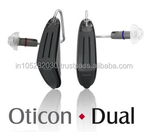 Digital programável aparelhos auditivos bte CE & FDA