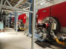 Steam Boiler Foster Wheeler 10.4 MW - 16 t/h Oil & Gas Fired