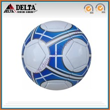 PVC Leather Machine Stitching New Soccer Ball 2015