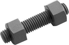 stud bolts with hex nut