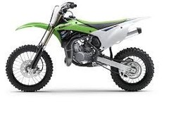 GENUINE NEW AND USED 2015 KAWASAKI KX 85 MOTORCYCLE