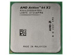 Compeve A_M_D 2.2GHz Athlon 64 x2 4200+ Dual Core CPU Socket AM2 ADA4200IAA5CU Processor