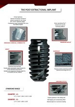 Dental Implant - Synkrone by DRIVE IMPLANTS