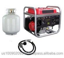 LPG digital generator 5250W deluxe