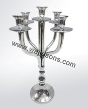 Cast Aluminum Candle Stand/ Candelabra/ Candlestick Holder/ Chandelier/ Cylinder/ Hurricane/ Pillar Holder/ Votive/ Scone