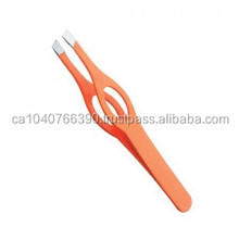 Artificial Colour Coated /Eyebrow Tweezers