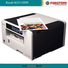 Ricoh A4 printer with sublimation ink