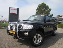 Nissan Patrol 4x4 Off-Road Vehicle - Left Hand Drive - Stock no:11375