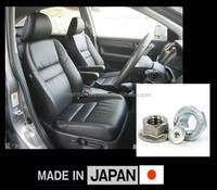 High-precision new product ideas Nishi-Seiko flange nut for major brand cars with multiple functions made in Japan