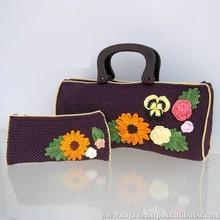 Handmade Wool Bag SWH-TV003