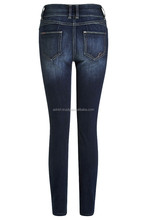 two-side wear Skinny women Jeans Denim New innovative design jeans for men