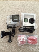 New products 2014 go pro hero 4 black edition Full HD Waterproof similar to gopro