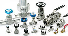 Easy to use pneumatic actuator ball valve with multiple functions made in Japan