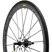 Discounted + Free Shipping Mavic Cosmic Carbone Ultimate Carbon Road Wheelset - Tubular One Color