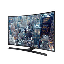 "Samsung 65"" 4K LED Ultra-HD Curved Smart TV with 2-Year Warranty and HDMI Cable"