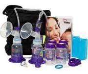 Bailey Deluxe Nurture III Breast Pump
