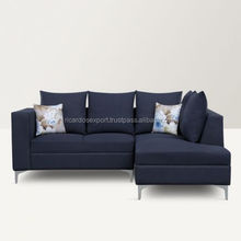 Mothers Like Right Hand Side L Shape Sofa Blue modern High quality designs for apartments