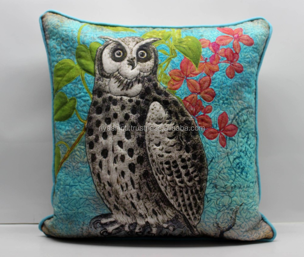 Cushion Covers Cotton 3d Effect
