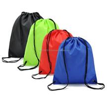 Waterproof drawstring shoe bag,