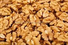 granos de madera de nogal