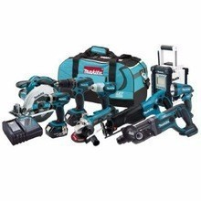 Buy 2 get 1 Brand New Makita LXT 18V Cordless Lithium-Ion 1/2 in. Hammer Drill and Impact Driver Combo Kit LXT211-R