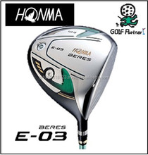 Various types of and low-cost electric golf caddy and used Driver HONMA BERESE-03 for resell , deffer model also available