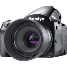 Mamiya Leaf Credo 50 Digital Back Kit with 645DF+ Medium Format DSLR