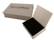 Luxury black eco high grade chocolate packaging box