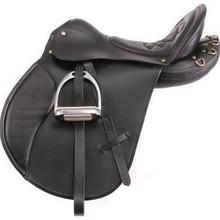 BUY 2 UNIT GET 1 FREE EquiRoyal Comfort Trail Saddle 18 Black