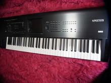 Korg Kronos 2 73-Key Synthesizer Workstation Keyboard