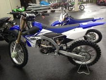 Brand New 2014 Used YZ450F