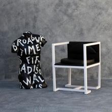 Alexa Chair White