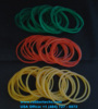 rubber bands all sizes and colors