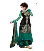 Anarkali Umbrella Frocks Salwar Kameez /Wholesale Anarkali Suits / Indian clothing wholesale