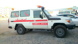 AMBULANCE TOYOTA CARS FOR SALE