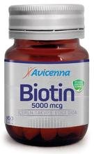 Biotin 5000 mcg Healthcare Supplement Biotin for Hair