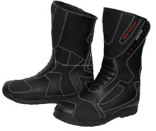 boots neoprene riding boots motorcycle bike riding face mask spiked genuine leather riding boots